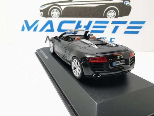 Audi R8 spider negru – 4