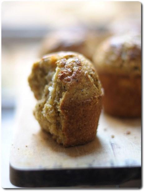 muffin pesca tagliata rdb
