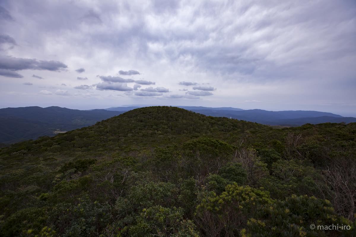 奄美探訪 湯湾岳写真