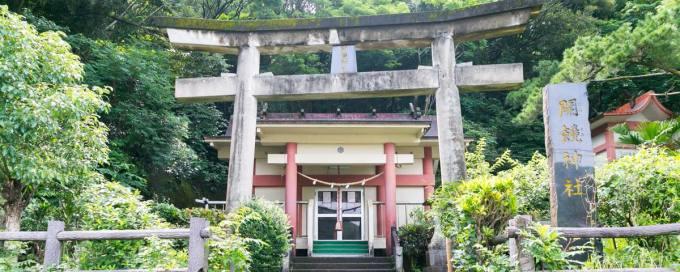 神社めぐり2 平鐃神社 バナー