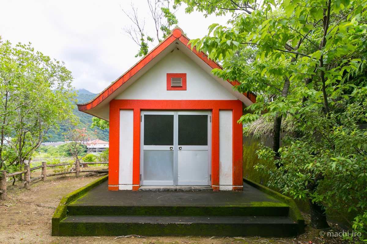 厳島神社(須古)社殿写真