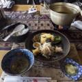 ばしゃ山村で鶏飯ランチ。と、ちょっとだけ思い出話し。