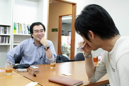 2007年6月19日 インタビュー