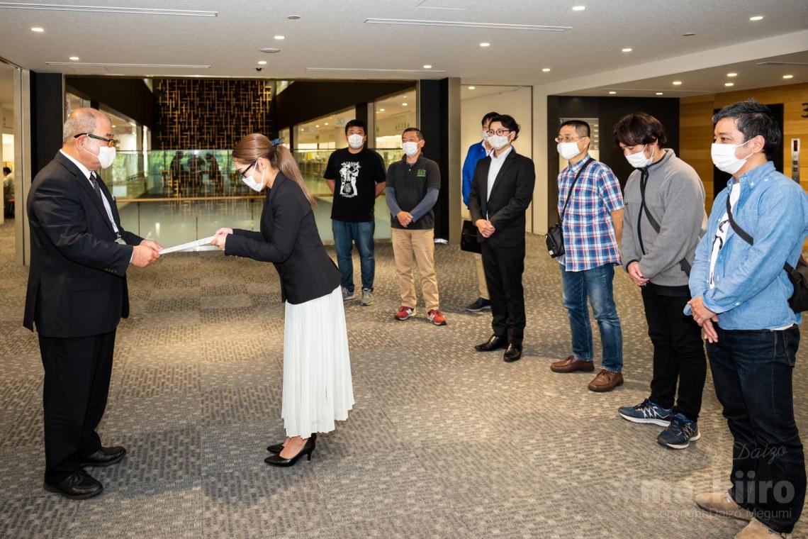 連合会要望書 Machiiro 記事写真 3