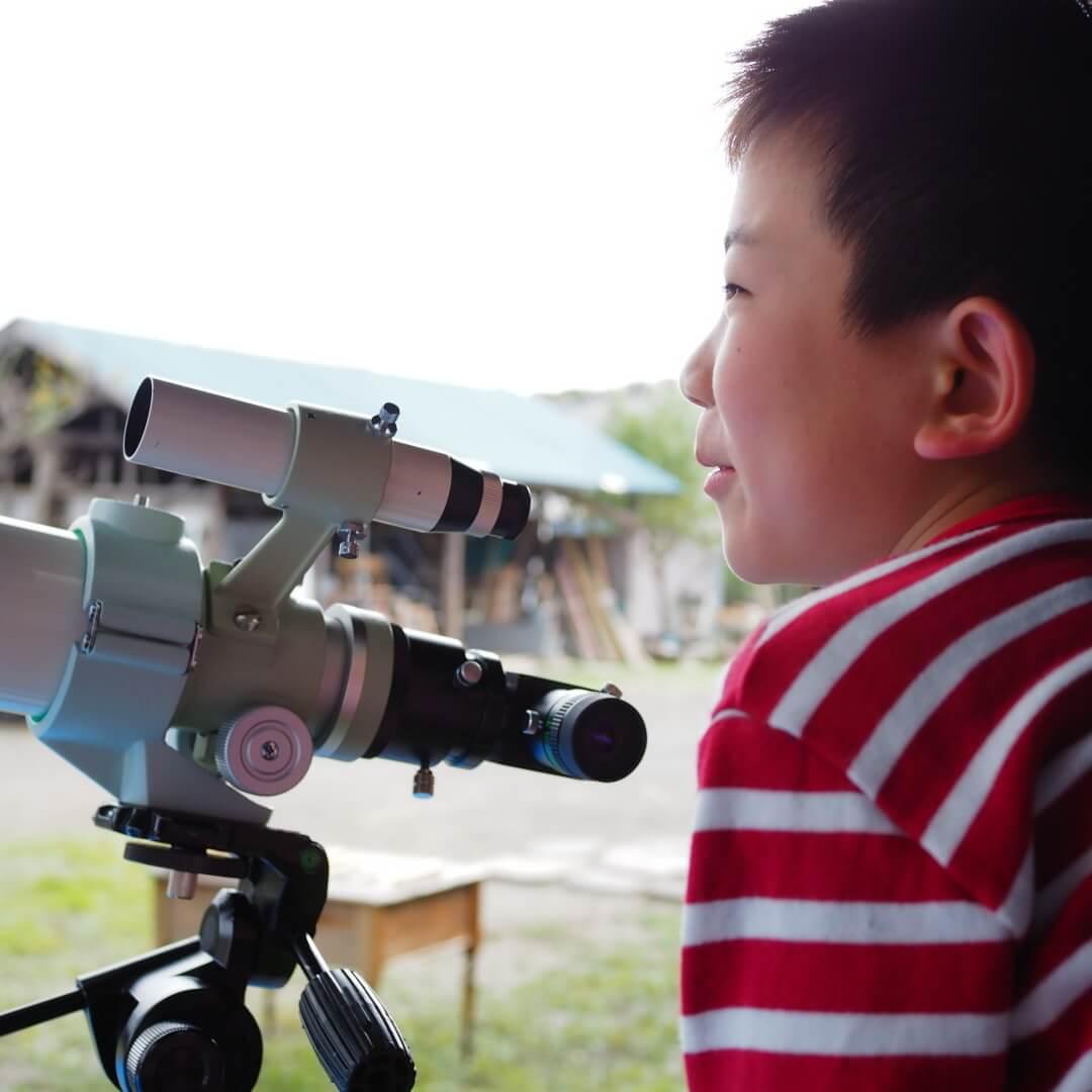 「天体望遠鏡と星空観察の集い」ギャラリー