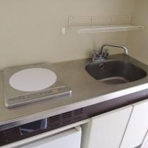 C・D・E・F・Gタイプ標準・キッチン(全てIHです)