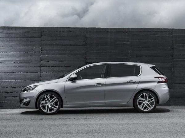 Peugeot 308 - цены и комплектации, технические ...