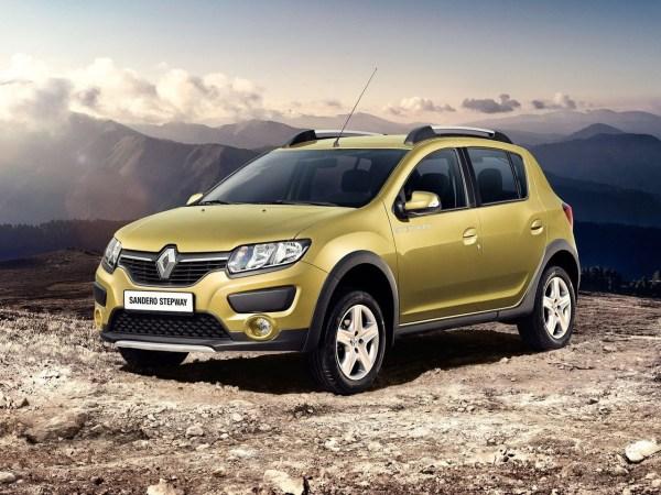 Renault Sandero Stepway - цены и комплектации, технические ...