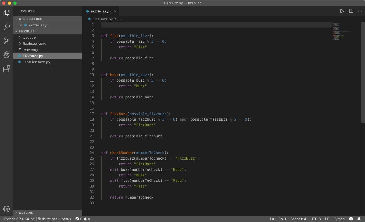 Virtuelle Umgebung (venv) für die Entwicklung mit Python einrichten und sichern