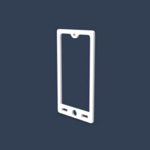 ícone de celular
