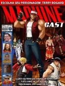 MachineCast #01 - Escolha seu Personagem - Terry Bogard