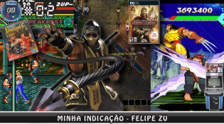 MachineCast #02 - Minha Indicação - Streets of Rage - Ultima Online - X-Men vs Street Fighter