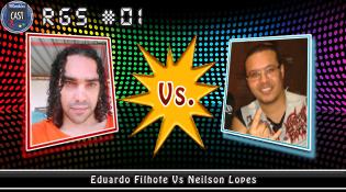 Retro Gamer Show #01 – Eduardo Filhote vs Neilson Lopes