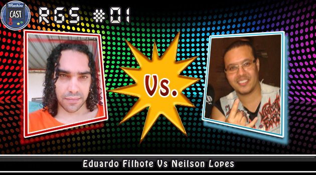 Retro Gamer Show #01 – Eduardo Filhote vs Neilson Lopes