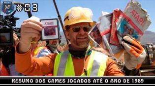 MachineCast #03 - Resumo dos Games Jogados até 1989