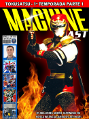MachineCast #07 - Tokusatsu 1ª Temporada Parte 1