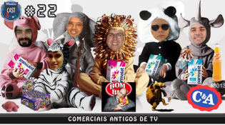 MachineCast #22 - Comerciais Antigos de TV