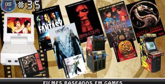 MachineCast #35 – Filmes Baseados em Games