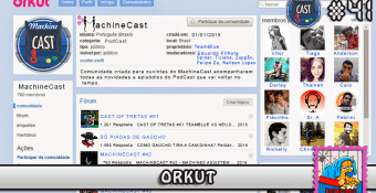 MachineCast #41 – Orkut