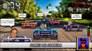 MachineCast #74 - Games de Corrida