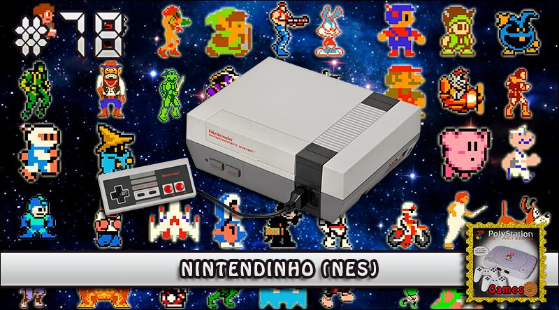 MachineCast #78 – Nintendinho (NES)