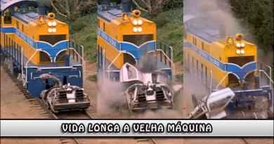MachineCast # – Vida Longa a Velha Máquina
