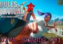 Rules of Survival – A irmã azul | Diva Jogando #01