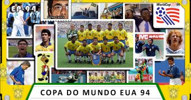 MachineCast #94 – Copa do Mundo EUA 1994