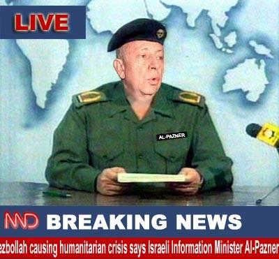 It's Hezbollah's fault!