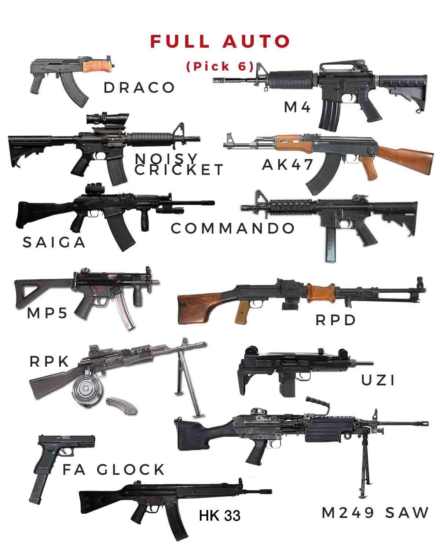 Las Vegas Fully Automatic Gun Range