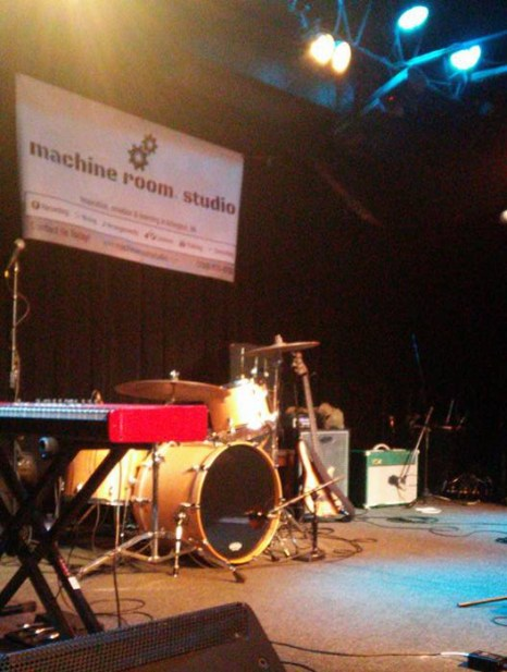 Main stage sponsor at the 2015 Craig Tufts Foundation event at Jammin' Java in Vienna, VA ‡