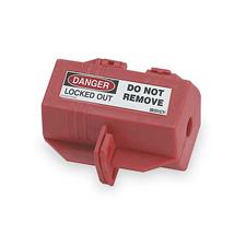 BRADY Small Plug Lockout Device