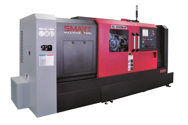 Smart Machine Tool NL 3000BLM