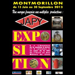 Japy - Exposition