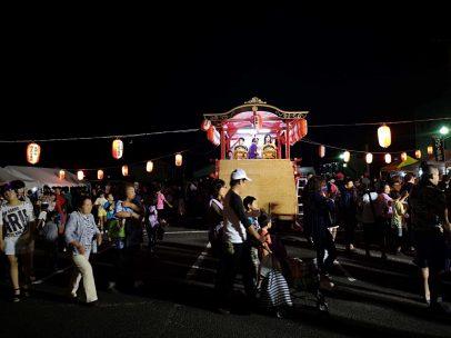 商工会青年部主催の盆踊り大会(下関・男性)