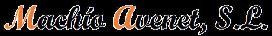 Logo Machio Avenet, S.L.