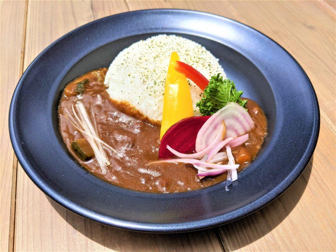 武蔵野カレー第二弾 ミネストローネベースの欧風カレー