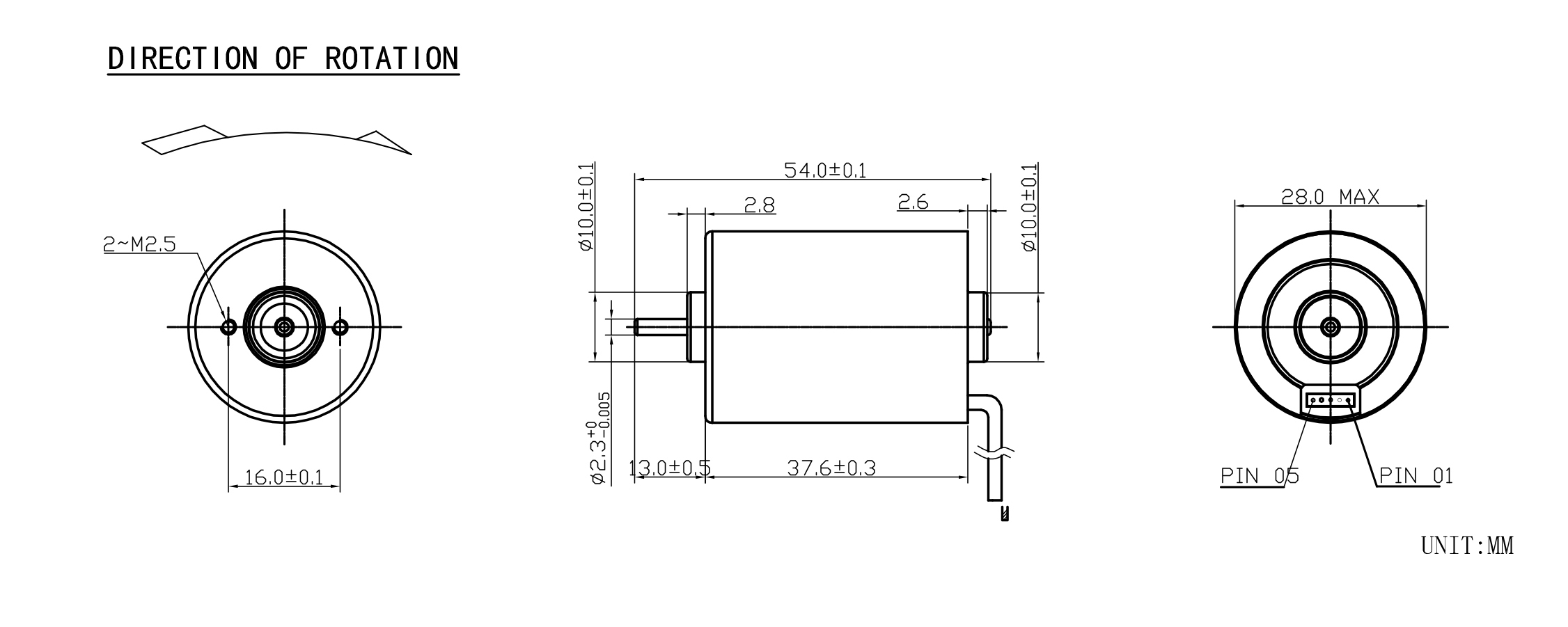 Mbl 28 38 M Series Mach Motion Products