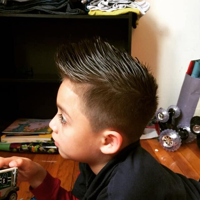40 Sweet Little Boy Haircuts Most Parents Prefer