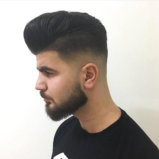 75 best pompadour haircut for men -(2019 unique ideas)