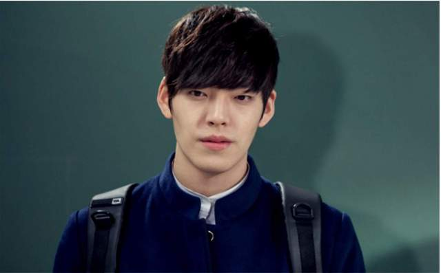let's see some tutorials for kim woo-bin's hairstyle with 25