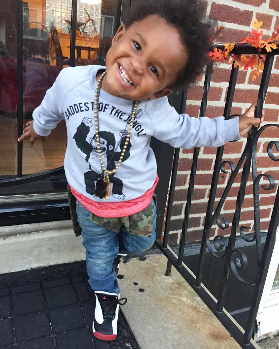 Image result for black toddler