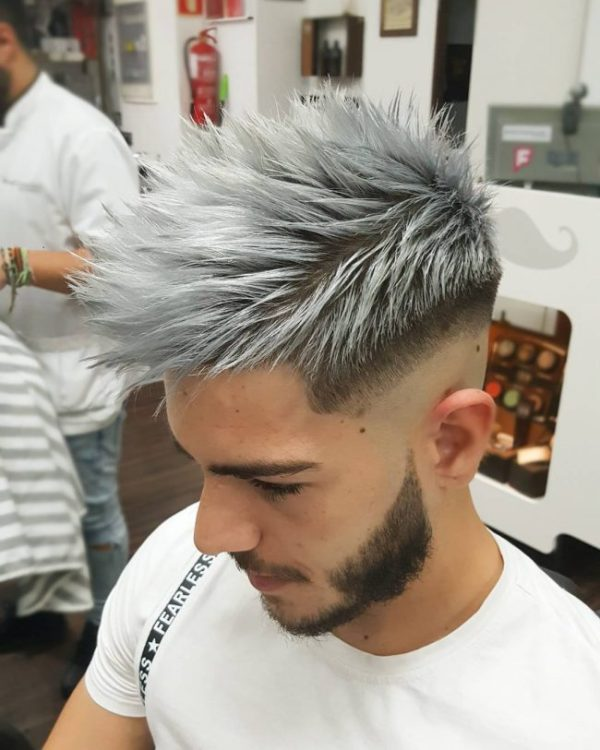 60 Best Hair Color Ideas For Men - Express Yourself (2019)