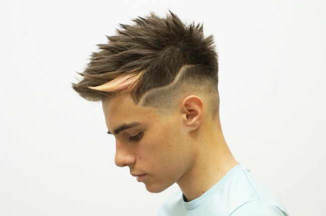 Dirty Blonde Hairstyles For Men