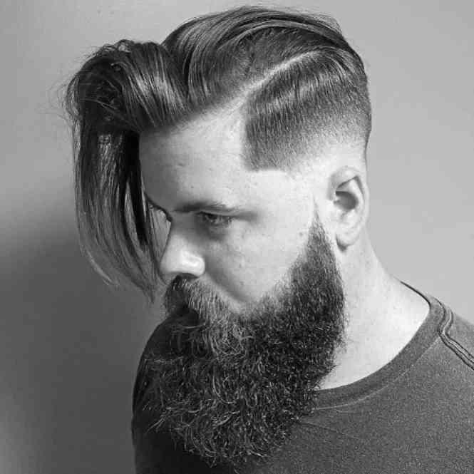 Mens Haircuts Short Sides Long Top 2018
