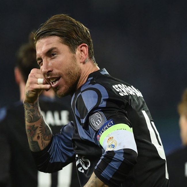 35 Amazing Sergio Ramos Haircuts 2019 Inspirational Ideas