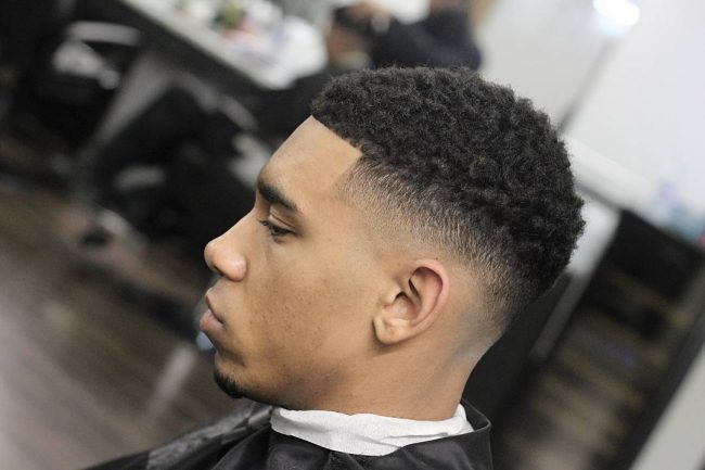 Afro taper haircut pictures best haircut in the word 2017 afro taper fade haircut men s hairstyles haircuts 2017 urmus Gallery