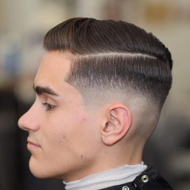 4 estilos del corte fade o degradado en hombres. 50 Best Medium Fade Haircuts - Amp Up the Style in 2019