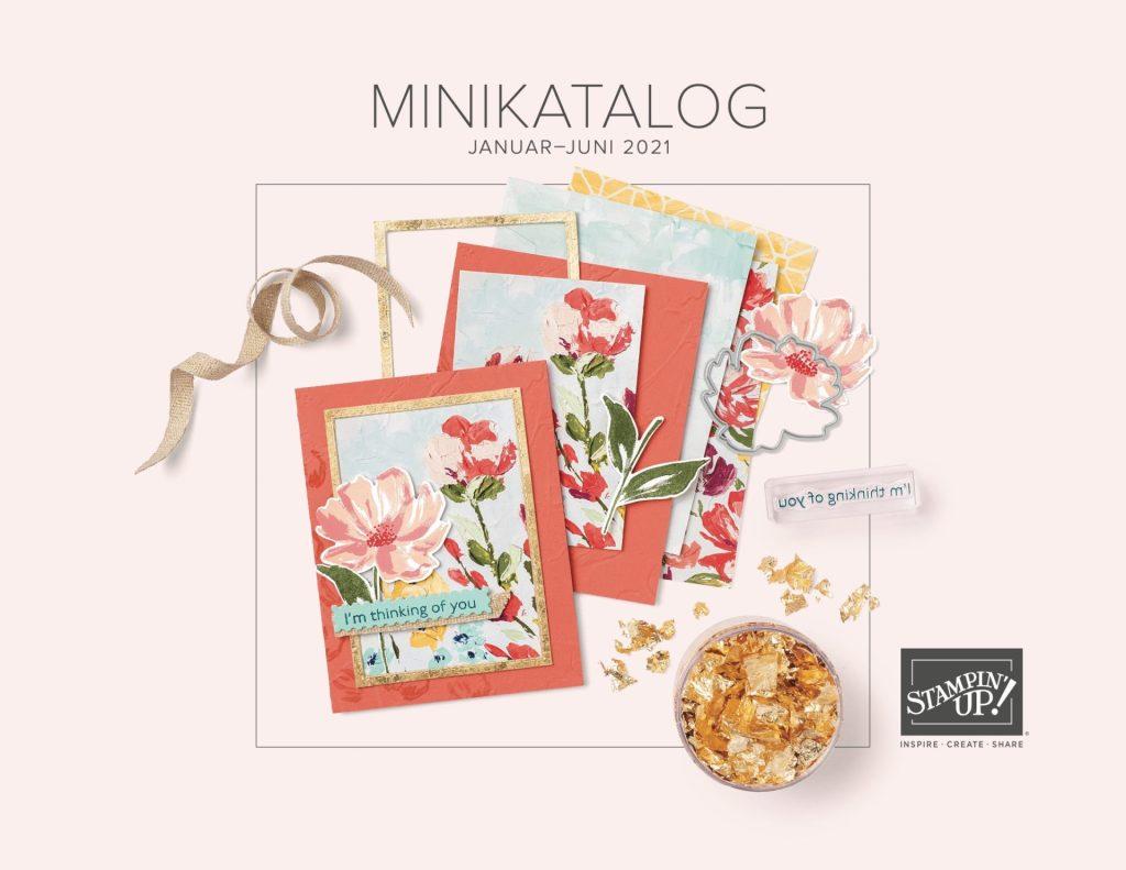 Minikatalog Jan-Jun 2021 Stampin' Up!