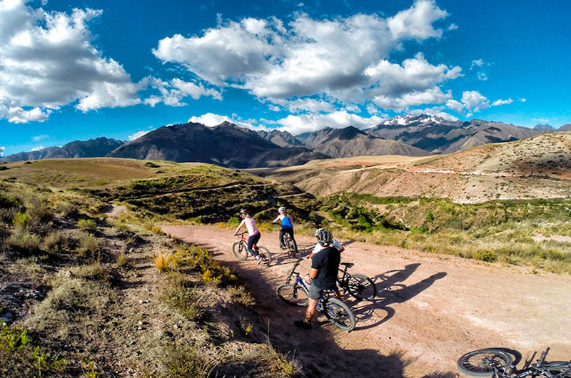 Bike Tour of Maras and Moray